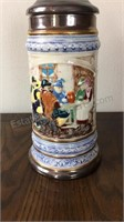 Zavoy Molds Lusterware Beer Stein
