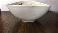 Redwing Pottery Bowl (has Few Chips Around Edge)