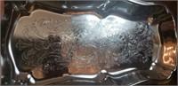 Danny Wilson Original Silver plated Set