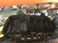 Luggage bag case on wheels