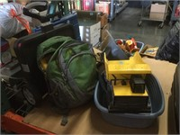 Lot of assorted dog items and more