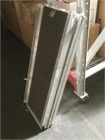 Aluminum portable ramp by Tittan