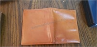 Croft & Barrow and Amity Leather Wallets
