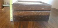 Havana Chest Wooden Jewelry Box