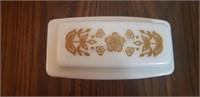 Vintage Pyrex Butter Dish