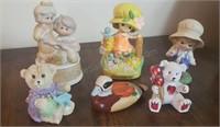 lot of Figurines