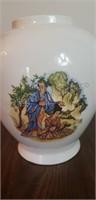 Oriental Decorative Urn