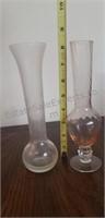 Glass Bud Vases