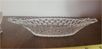 Etched Glass Dishes