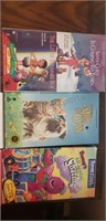 Assorted VHS Tapes