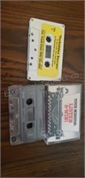 Cassette Tapes, Case, CDs & More