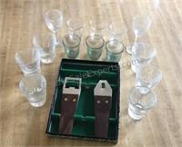 Shot Glasses & Bottle Openers