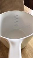 Corning Ware 1Qt Pot
