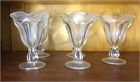 Lot of 5 Sunday Cups