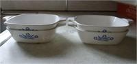 Corning Ware Petite Pans (4)