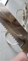 Vintage General Electric Carving Knife