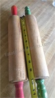 Wood Rolling Pins