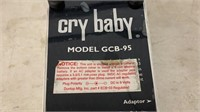 Dunlop Cry Baby Limited Edition Model Gcb-95