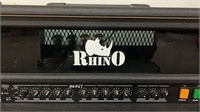 Rhino Beast 50/100 Watts Tube Amp