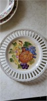 Assorted Decorative Plates & Saucers