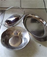 Stainless Serving Ware