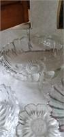 Glass Dish Lot