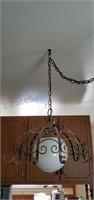 Vintage Ceiling Hanging Light Fixture