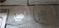 Glass Dish Lot