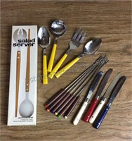 Lot of Serving Ware