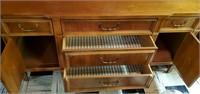Bassett Furniture Industries Wooden Buffet  in