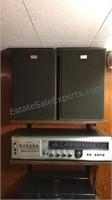 Sony Book Shelf Speakers Model SS-77
