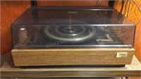 Sony Record Player Model PS-77
