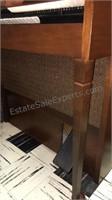 Electric Organ W Bench (Read Description)