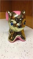Ceramic Dog Bank