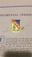 History of the 376th Infantry Regiment 1921-1945