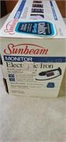 Sunbeam Monitor Electric Iron