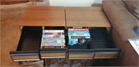 VHS Storage and Tapes