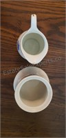 Assorted Porcelain/Ceramic Containers