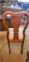 Thomasville Wood Dining Chairs