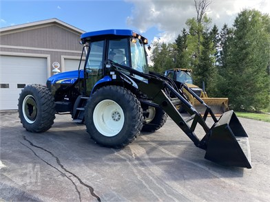 New Holland Tv145 For Sale 9 Listings Marketbook Ca Page 1 Of 1