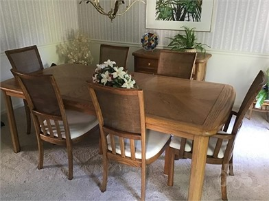 DINING TABLE & CHAIRS Other Items For Sale 1 Listings