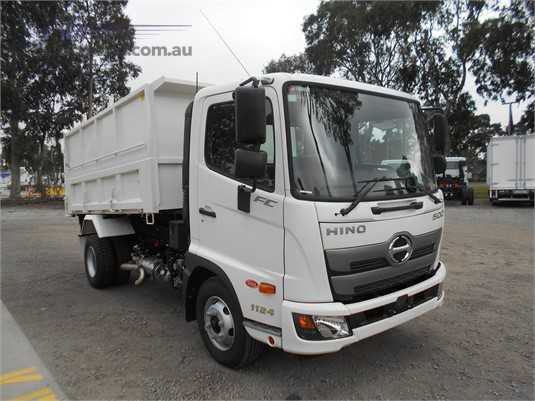 2019 Hino 500FC1124 - Trucks for Sale