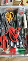 Misc Scissors & Home Lot