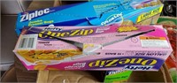 Ziploc, Hefty Storage Bags