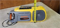 Sony Sports AM/FM Cassette Player CFM-104