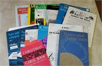 Assorted Music Books