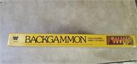 Vintage 1981 Sealed Backgammon Game