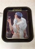Reproduction Coca-Cola Tray