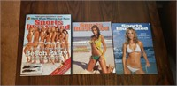 Sports Illustrated and Playboy Magazines
