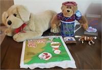 Stuffed Animals, Mug, and More